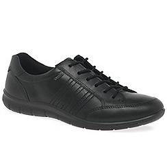 Ecco - Black 'Babett Goretex' womens casual shoes