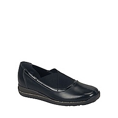 Rieker - Black 'Rolo' womens casual shoes