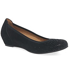 Gabor - Black 'Arya' Womens Casual Shoes