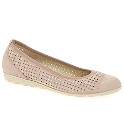 Gabor - Pink 'Zara' womens casual shoes