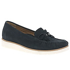 Gabor - Navy 'Isabelle' womens casual shoes