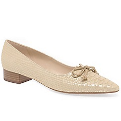 Peter Kaiser - Beige 'Lizzy H' womens dress shoes