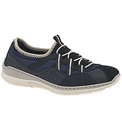 Rieker - Dark blue 'Vapor' casual trainers