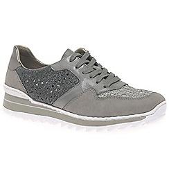 Rieker - Grey 'Fiesta' casual trainers