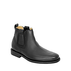 Anatomic Gel - Black Natal Chelsea Boots