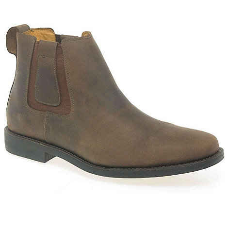 Anatomic & Co - Brown Natal Chelsea Boots