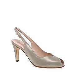 Peter Kaiser - Gold 'Sandrie' Womens Court Shoes
