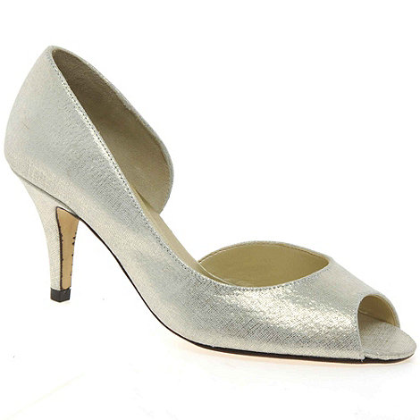 Van Dal - Silver +Morston+ womens court shoes