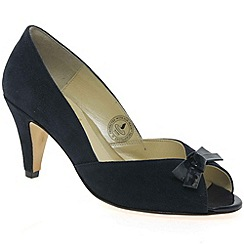 Van Dal - Navy 'Heydon' women's court shoes