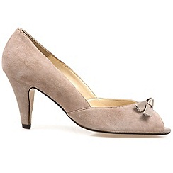 Van Dal - Natural 'Heydon' womens court shoes