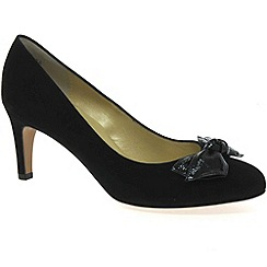 Peter Kaiser - Black 'baska' womens dress court shoes