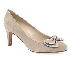 Peter Kaiser - Beige 'baska' womens dress court shoes
