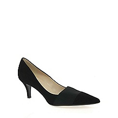 Peter Kaiser - Near black 'Sabana' womens court shoes