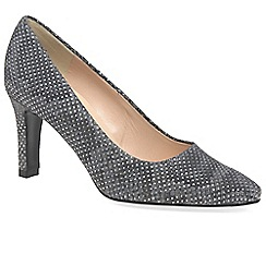 Peter Kaiser - Grey 'Tosca' Womens Court Shoes