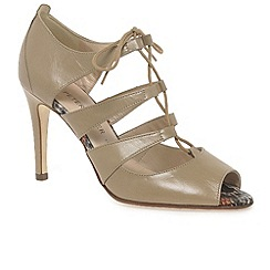 Peter Kaiser - Beige 'Alexia' womens open court shoes