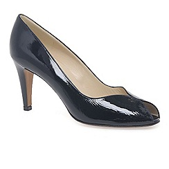 Peter Kaiser - Navy 'Sevilla' women's court shoes