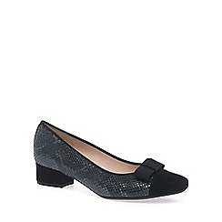 Peter Kaiser - Grey 'Ambo' womens dress court shoes