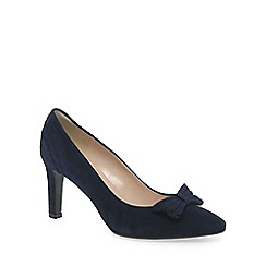 Peter Kaiser - Navy 'Olivia' womens dress court shoes