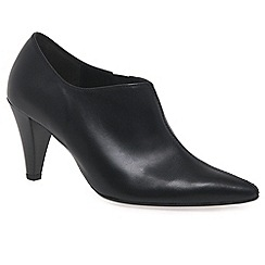 Gabor - Black 'Edmonton' womens high cut court shoes