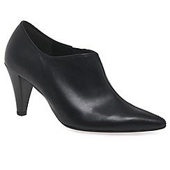 Gabor - Black 'Edmonton' womens high cut court shoes