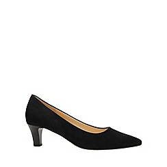Gabor - Black 'Arnica' Womens Court Shoes