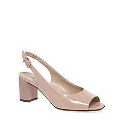 Peter Kaiser - Beige 'Kasey' Womens Open Court Shoes