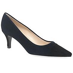 Peter Kaiser - Black 'Siren' womens dress court shoes