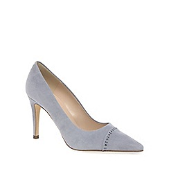 Peter Kaiser - Light blue 'Dora' Womens Suede Court Shoes