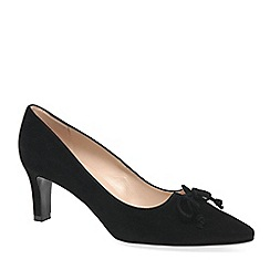 Peter Kaiser - Black 'Mizzy' Womens Court Shoes