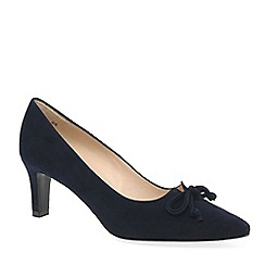 Peter Kaiser - Navy 'Mizzy' Womens Court Shoes