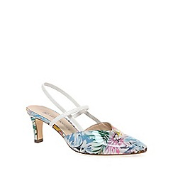 Peter Kaiser - Multi Coloured 'Martha' Womens Open Court Shoes