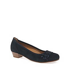 Gabor - Navy 'Lyon' Womens Casual Shoes