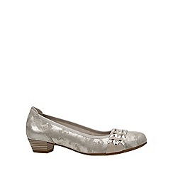 Gabor - Beige 'Lyon' Womens Casual Shoes