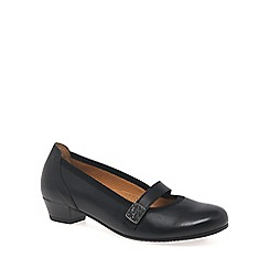 Gabor - Black Copse Womens Mary Jane Shoes
