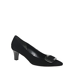 Gabor - Black 'Dramatic' Womens Dress Court Shoes