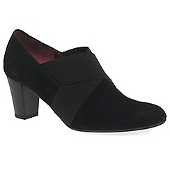 Gabor - Black 'Function' Womens High Cut Court Shoes