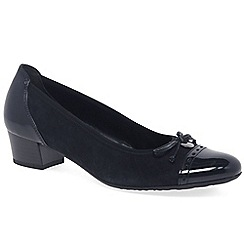 Gabor - Navy 'Islay' Womens Casual Shoes
