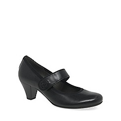 Gabor - Black 'Hansard' Womens Dress Court Shoes