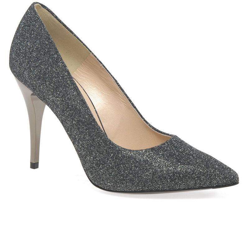 Peter Kaiser Silver Ivi Womens Dress Court Shoes