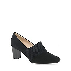 Peter Kaiser - Black 'Dorna' womens dress court shoes