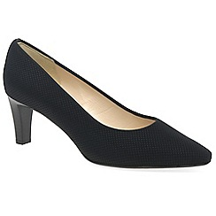 Peter Kaiser - Black 'Merana' Womens Dress Court Shoes