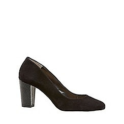Van Dal - Black 'Sassy' womens dress court shoes