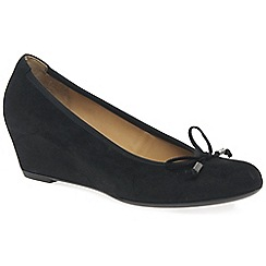 Gabor - Black 'Alvin' womens casual shoes