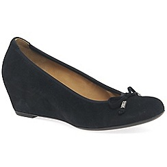 Gabor - Navy 'Alvin' womens casual shoes
