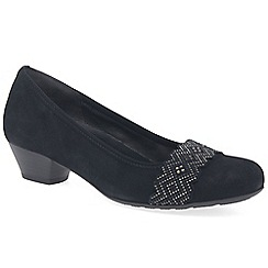 Gabor - Navy 'Veronica' womens casual shoes