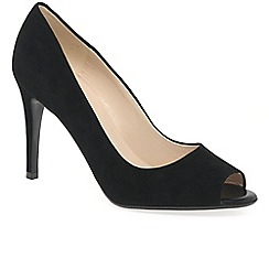 Peter Kaiser - Black 'Anna' womens dress court shoes