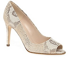 Peter Kaiser - Beige 'Anna' womens dress court shoes