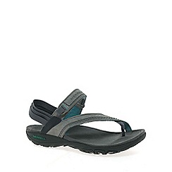Merrell - Grey 'Mimosa Clove' Womens Grey Sandals