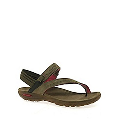 Merrell - Brown 'Mimosa Clove' Womens Sandals