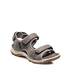 Ecco - Grey 'Off Road' Womens Sandals